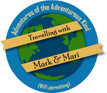 Travelling with Mark & Mari